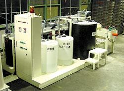 半自動バレル排水処理装置MCP-60150U