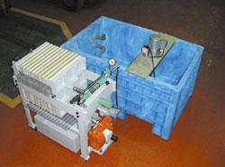簡易型処理装置MCP-4020